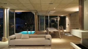 Architectural Projects in South Africa - Interior of New Flat on 5th Avenue Melville