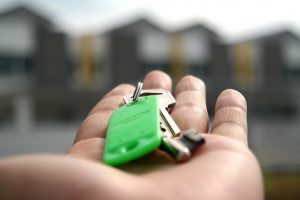 What Does an Architect Do - Handing Over a Set of Keys