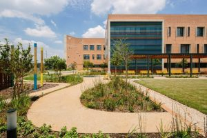Architectural Projects in South Africa - Nelson Mandela Childrens Hospital