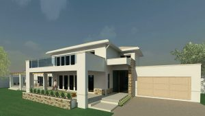 Architectural Projects in South Africa - Private House in Ulundi