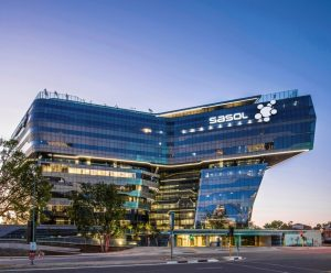 Architectural Projects in South Africa - New Sasol Offices in Johannesburg