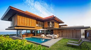 Architectural Projects in South Africa - Exterior of Reserve House on Dolphin Coast