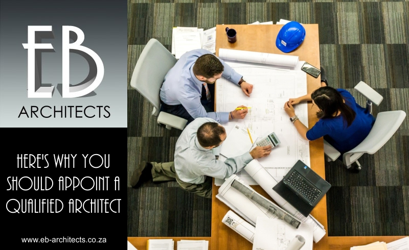 Why appoint a qualified architect?